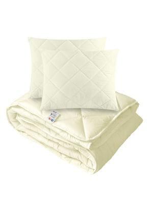 Набор: одеяло зимнее (200х220 см) и подушка (50х70 см)   5475882