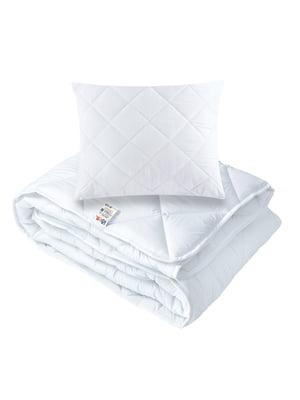 Набор: одеяло зимнее (140х210 см) и подушка (50х70 см) | 5478096