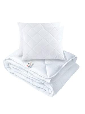 Набор: одеяло зимнее (200х220 см) и подушка (50х70 см) | 5478097