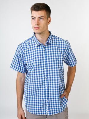 Рубашка в клетку | 5474625