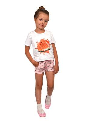 Комплект: футболка и шорты   5478149