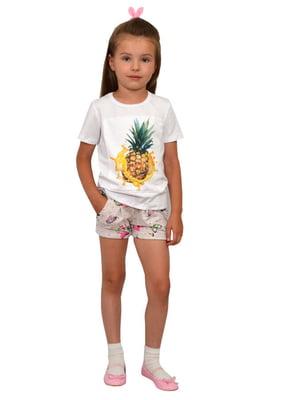 Комплект: футболка і шорти | 5478150
