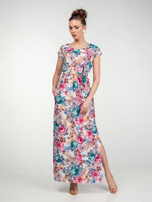 Сукня в квітковий принт | 5473411