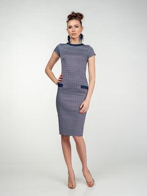 Сукня у візерунок - AERIN - 5473419