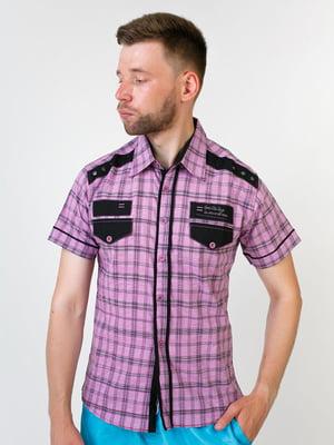 Рубашка в клетку | 5474652