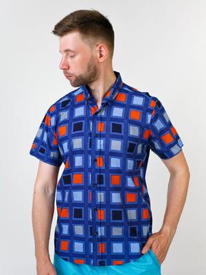 Рубашка в клетку   5474711