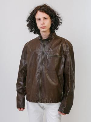 Куртка коричневая | 5374785