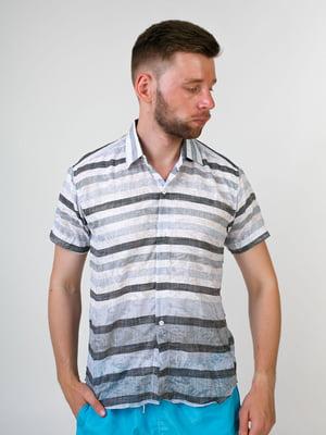 Рубашка в полоску | 5474662