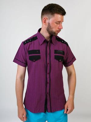 Рубашка в полоску | 5474650
