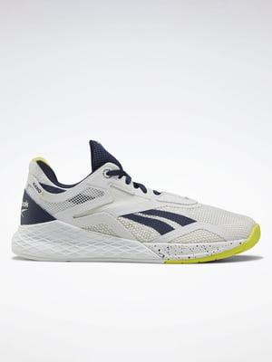 Кросівки біло-сині | 5478252