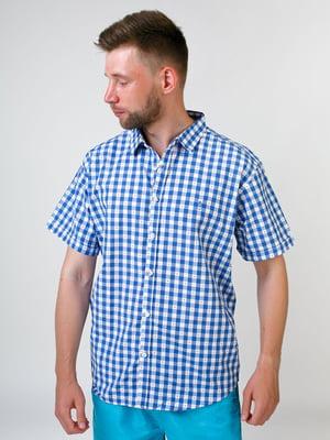 Рубашка в клетку | 5474624