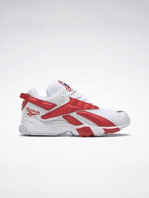 Кросівки біло-червоні | 5464056