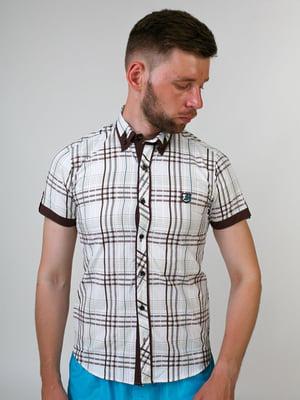 Рубашка в клетку   5474722