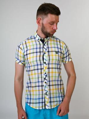 Рубашка в клетку   5474718