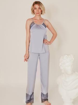 Пижама: майка и брюки | 5478889