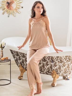 Пижама: майка и брюки | 5478890