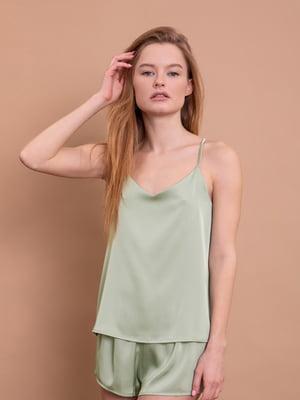 Пижама: майка и шорты | 5478903