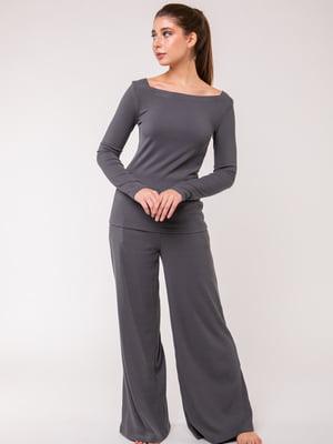 Костюм: лонгслів і штани | 5478912
