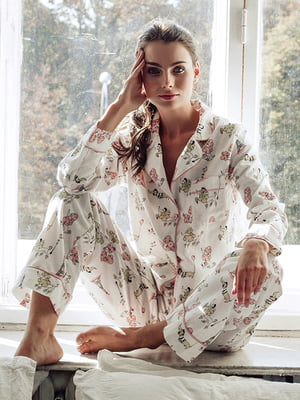 Піжама: сорочка і штани | 5478920