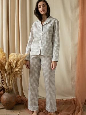 Піжама: сорочка і штани | 5478922