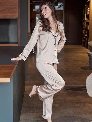 Піжама: сорочка і штани | 5478924