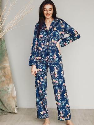 Пижама: рубашка и брюки | 5478928