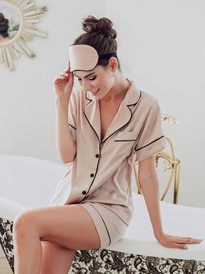 Пижама: рубашка и шорты | 5478930
