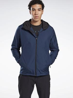 Куртка синяя   5464075