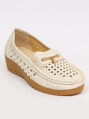 Туфли бежевые | 5478139