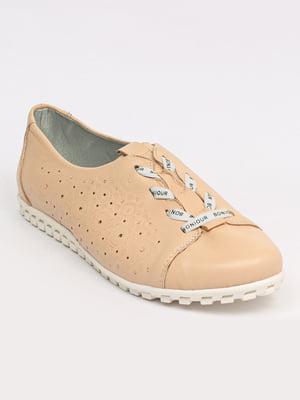 Туфли цвета пудры | 5478136