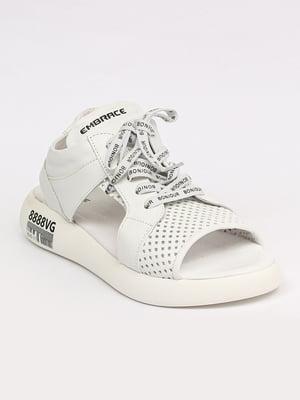 Кроссовки белые | 5478138