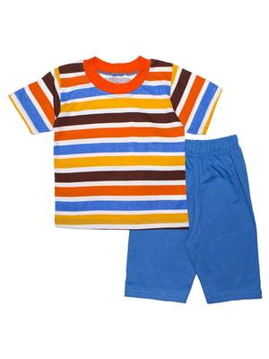 Комплект: футболка и бриджи   5479120