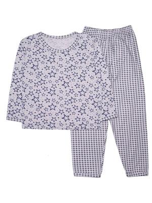 Пижама: джемпер и брюки | 5479124