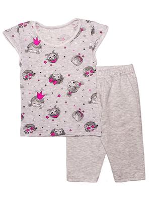 Комплект: футболка і штани | 5479131