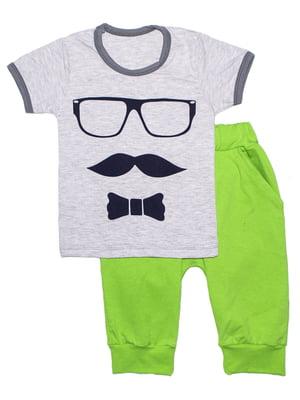Комплект: футболка и брюки   5479134