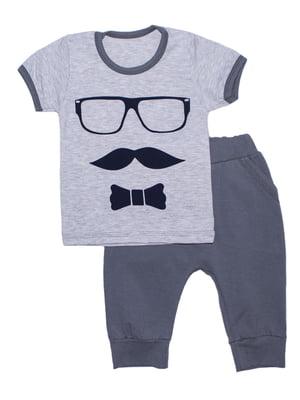 Комплект: футболка и брюки   5479136