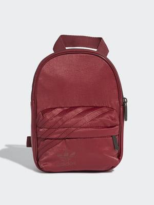 Рюкзак бордовий | 5478669