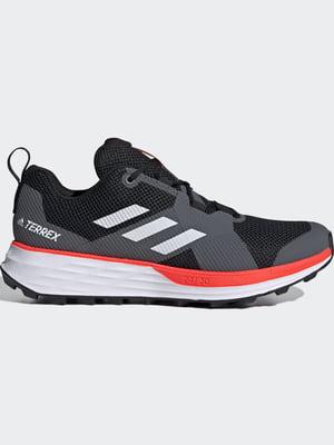 Кросівки сіро-чорні | 5463314