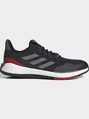 Кросівки чорно-сірі | 5463615