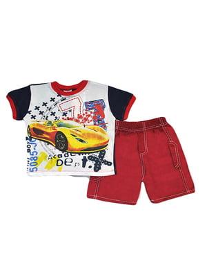 Костюм: футболка і шорти   5480115