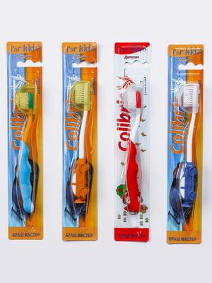 Щітка зубна з ковпачком (артикул 0904) | 5446347