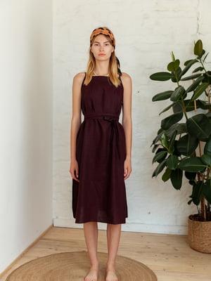 Сукня сливового кольору | 5482991