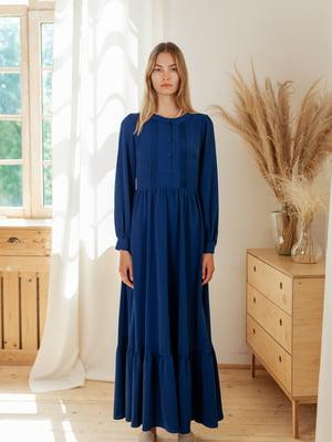 Сукня синя | 5482996