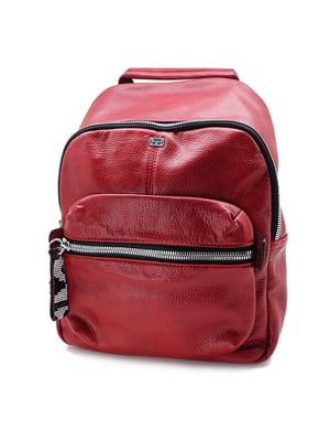Рюкзак червоний | 5226779
