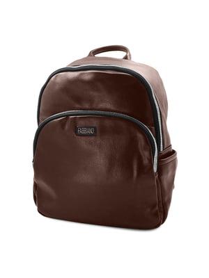 Рюкзак коричневий | 5226795