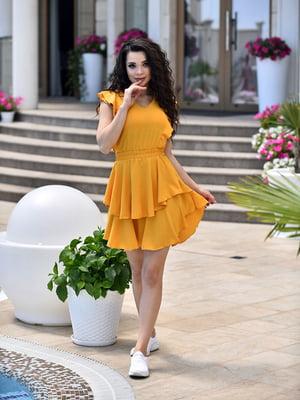 Сукня жовта | 5483285