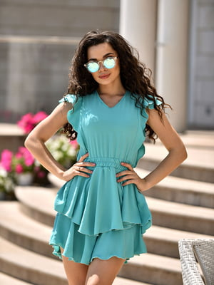 Сукня блакитна | 5483286