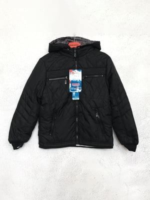 Куртка чорна | 5483441