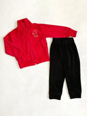 Комплект: толстовка и брюки | 5483436