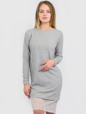 Сукня сіра | 5483791